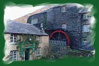 Old Mill in Boscastle