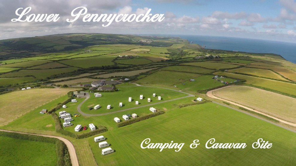 Boscastle camping and caravan site